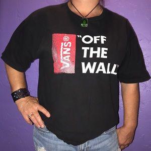 Vans Off The Wall T Shirt