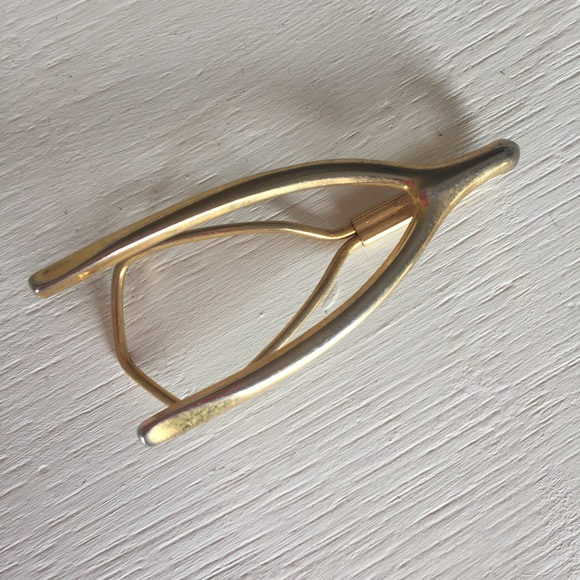 3889fddfc81 Accessories | Vintage Wishbone Swank Money Clip | Poshmark