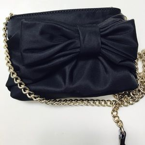 Kate Spade ♠️ golden skipper chain cross body bag