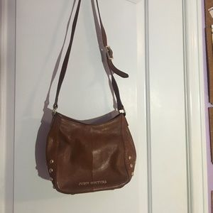 Brown juicy couture bag