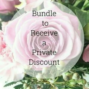 Other - Click Add To Bundle for a Private Discount!