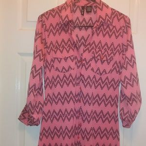 Dresses & Skirts - NWOT Button Down Tunic