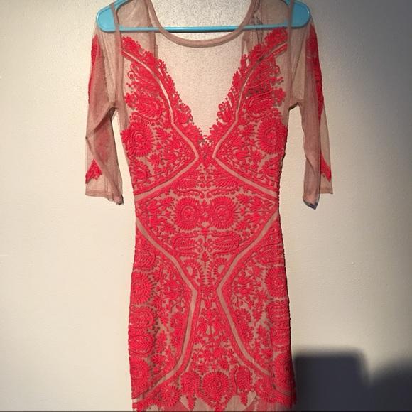 fbc1b98afbd 🎊HP🎊🆕For Love and Lemons Lotus Maxi Dress