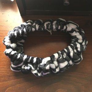 Accessories - Zebra Print Steerin wheel cover