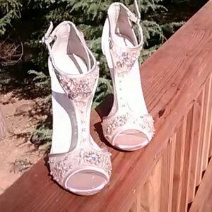 Betsey Johnson Princess Shoes