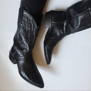 Shoes - vintage | leather cowboy boots