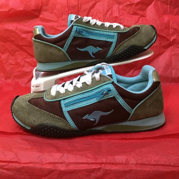 Kangaroos old school zipper Sneakers