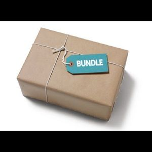 Other - BUNDLE AND SAVE!! Any 3 CLOTHING items for $20!!