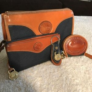 Dooney & Bourke All-Weather Leather Bag Set