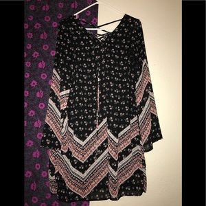 Dresses & Skirts - Tribal Print Dress