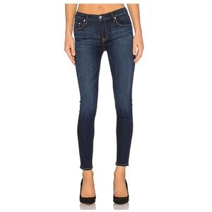 GRLFRND | CANDICE MID-RISE SKINNY JEANS
