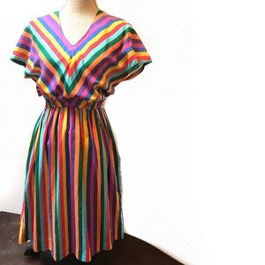 Vintage cotton Summer Dress