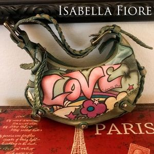 Authentic Isabella Fiore Summer Love Hobo