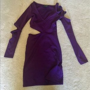Nasty Gal Cutout Dress