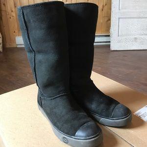 Ugg Australia Delaine Tall Sneaker Boots 6.5