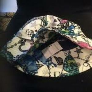 Coach Accessories - 😍FOUND😍 COACH BUTTERFLY PRINT HAT