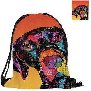 ❤️Host Pick❤️Pointer Drawstring Bag