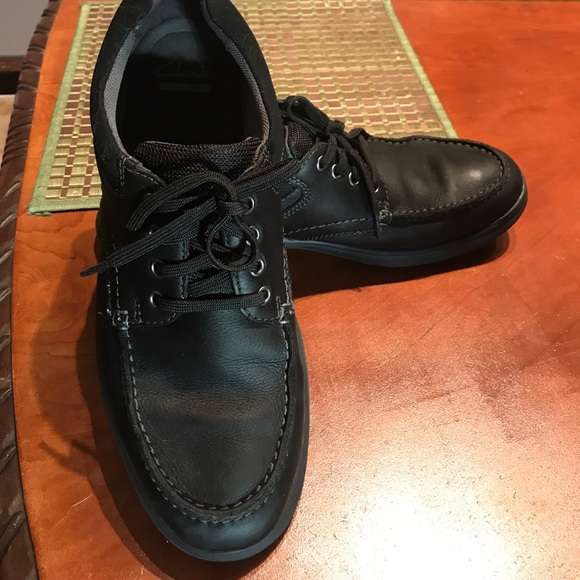 Clarks Shoes   Mens Non Slip In A Good