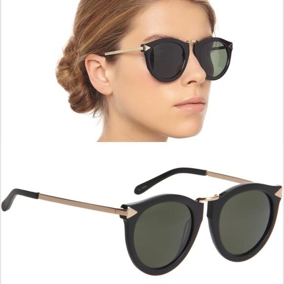2aa911e6b74 Karen Walker Accessories - KAREN WALKER The Harvest Sunglasses