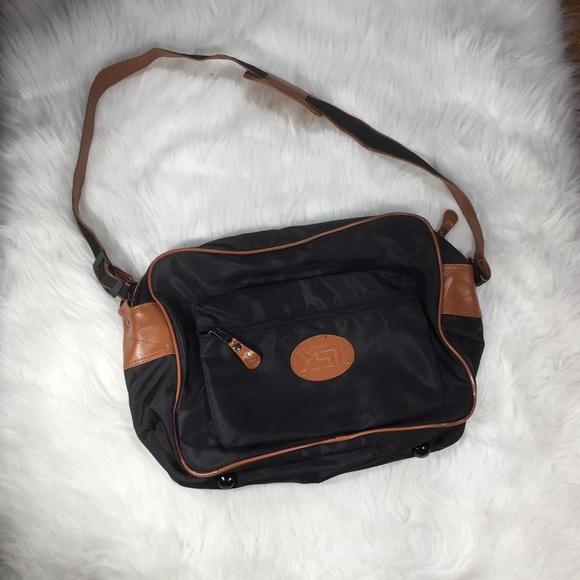 Saint Laurent Bags Vintage Ysl Unisex Messenger Bag Poshmark