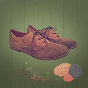 Sofft Leather Oxfords