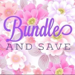 Bundle your listing to save on shipping!!