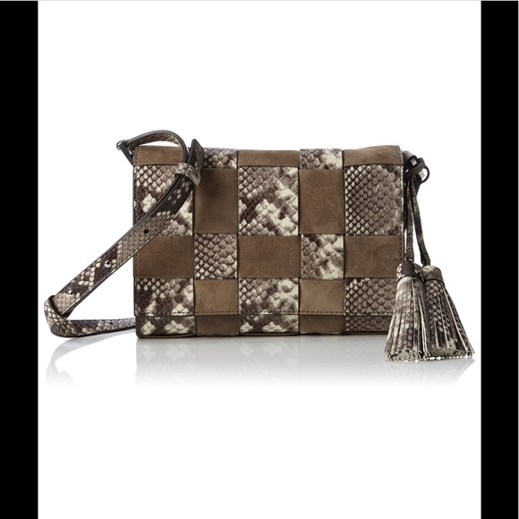 c576efd1e9 Michael Kors Vivian Medium Messenger Dark Dune