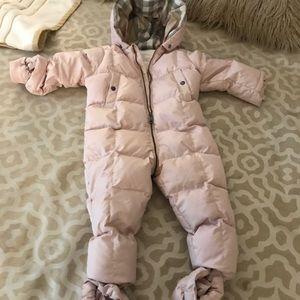 Burberry authentic Puffer Coat