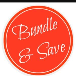 Bundle more items in my closet!! Better Deals.