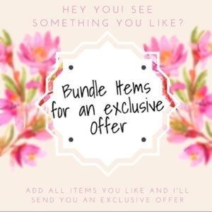 Accessories - Bundle Your Likes!!