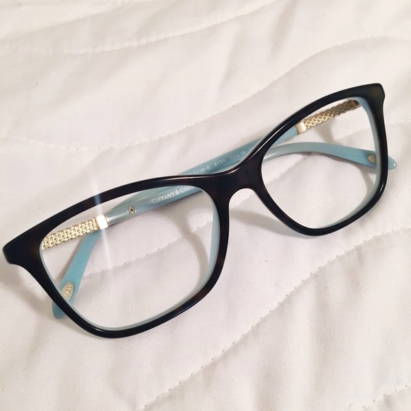b51fe5fa5601 Tiffany   Co. Tortoise Blue Eyeglasses! TF2116-B.  M 598be0235a49d0ddcf022f51. Other Accessories ...