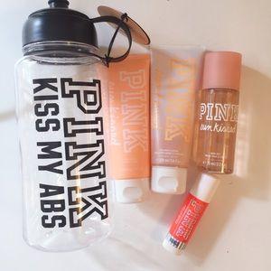 Victoria's Secret PINK sun kissed gift bundle