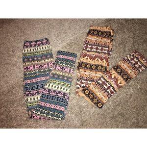 Pants - Buttery Soft Legging Bundle!