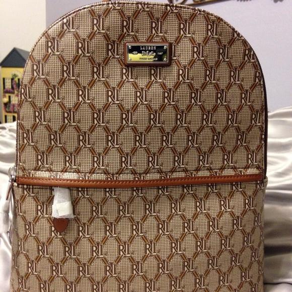 e355708be3 Ralph Lauren Helston Backpack