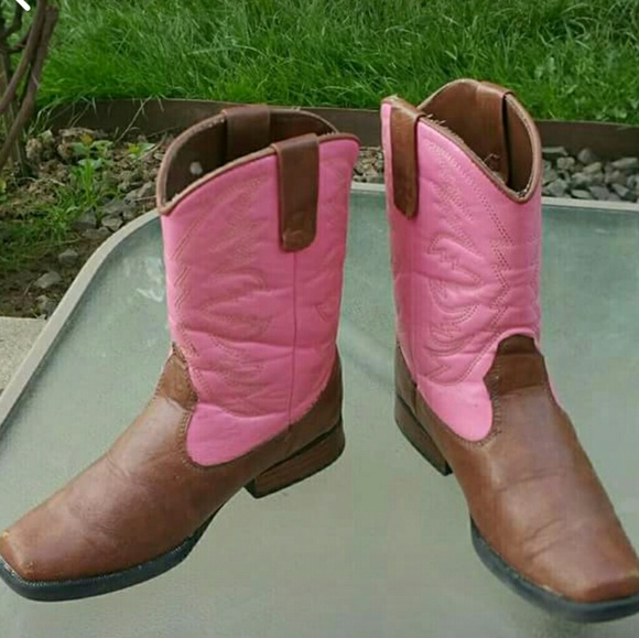 b1beca89764 Cute pink cowgirl boots