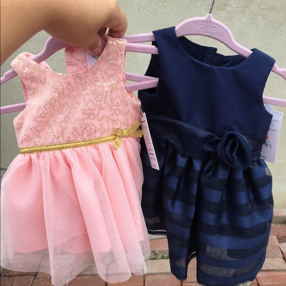 Carter's Other - NWT just for you Carters newborn dresses