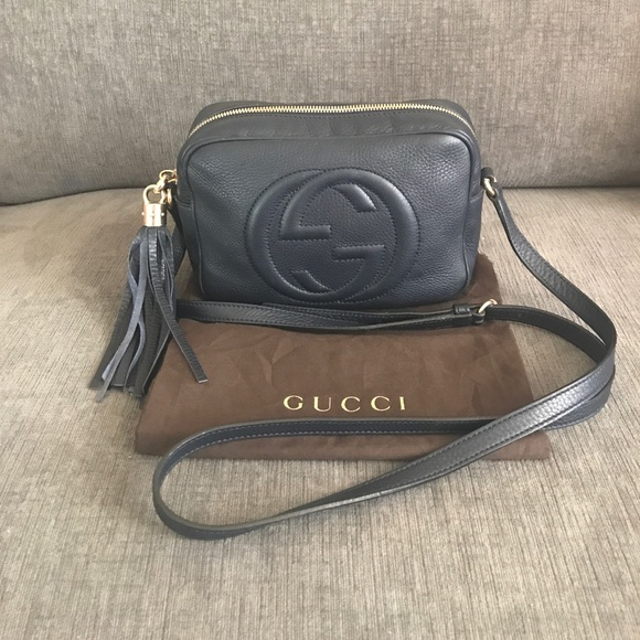 b31e184cbcbc Gucci Bags | Soho Disco Crossbody Leather Small | Poshmark