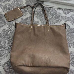 Handbags - Leather bag