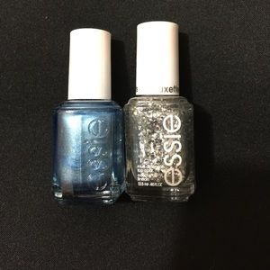 2 Essie nail polishes
