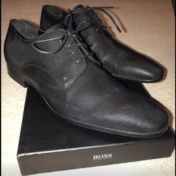 644aaff35b2 Hugo Boss Other - Men s Hugo Boss Varebo Black Dress Shoe size 10