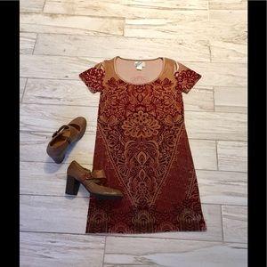 Lucky Brand🌈🌻🌺Adorable Velvet Dress!🌺NWOT!