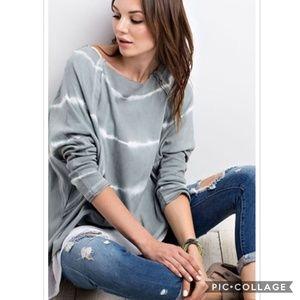 Tops - Tie Dye Pullover