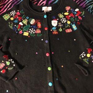 Christmas Decorative Sweater 🎄