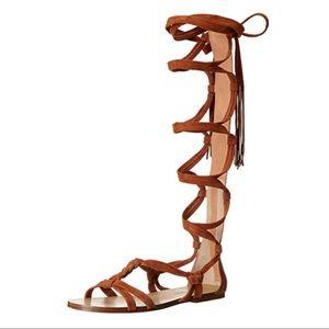 sigerson morrison boni gladiator sandals 9.5