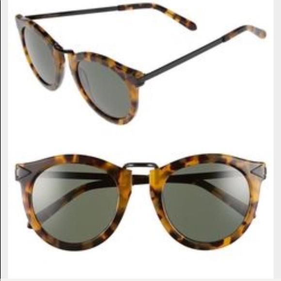 dfbb256b051 Karen Walker Accessories - Karen Walker Harvest Tortoise Sunglasses
