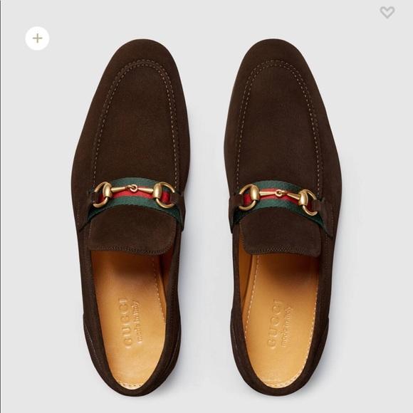 8d483fd8b Gucci Shoes   Men Horsebit Loafers   Poshmark
