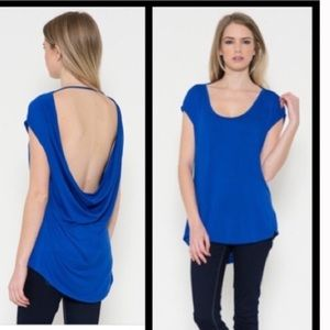 Tops - Sexy Elegant Plunging Back / backless top