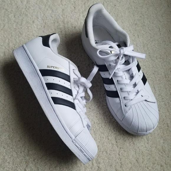 Le Nero Adidas Superstar Poshmark Bianco Nero Le Classico d56933