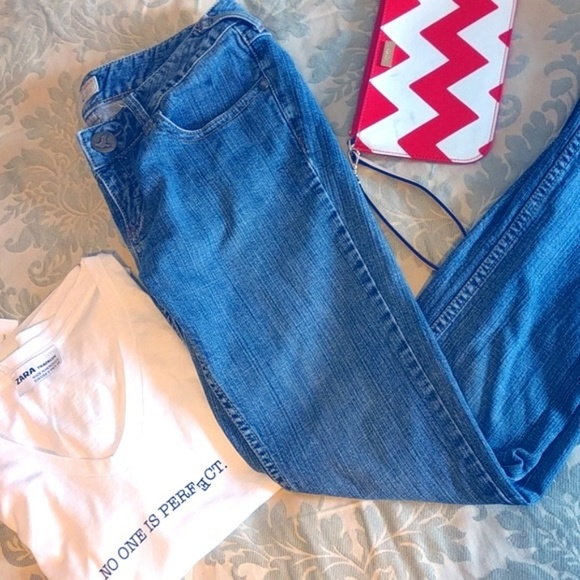 Free People Jeans - #FreePeople Boot Cut Jeans (28)