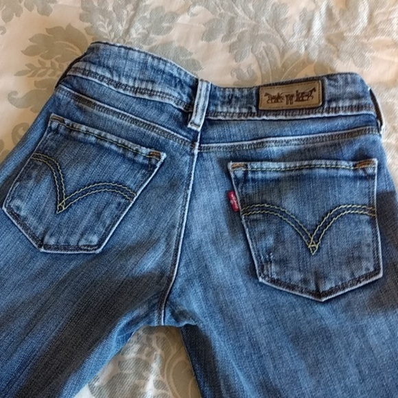 Levi's Denim - Levi's 571 Slim Fit Jeans (25/32)